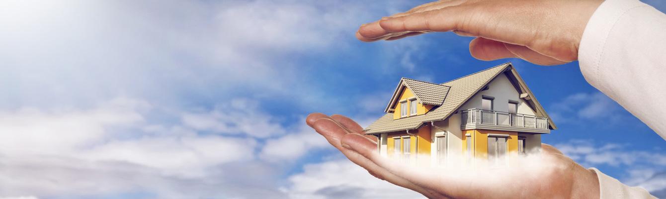 geschütztes Haus - Technik und Gesundheit